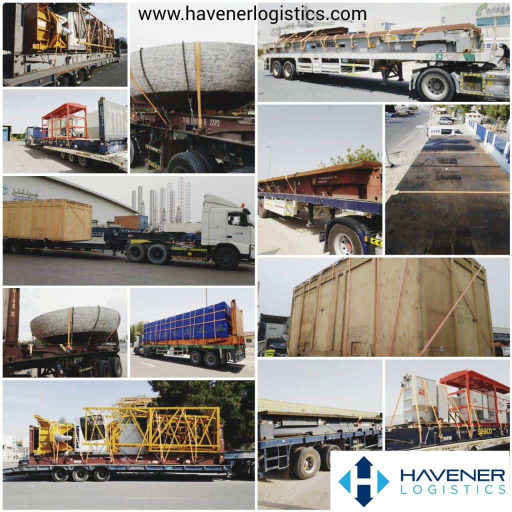 Project Logistics and Heavy Lift DP
