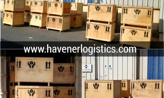 Industrial Packing and Wooden Crating